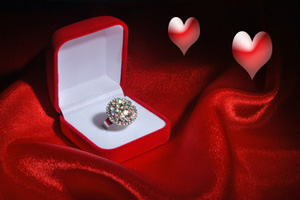 Diamond Ring - The Perfect Gift